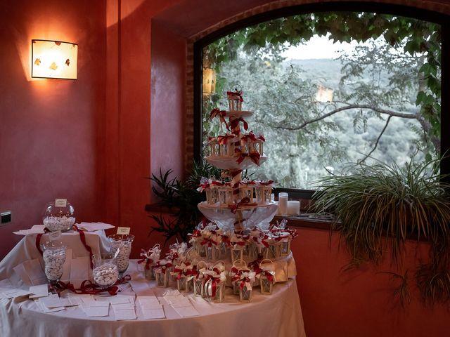 Il matrimonio di Pier Giorgio e Debora a Stia, Arezzo 19