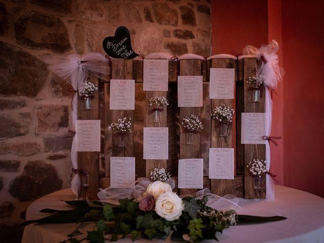Il matrimonio di Pier Giorgio e Debora a Stia, Arezzo 20