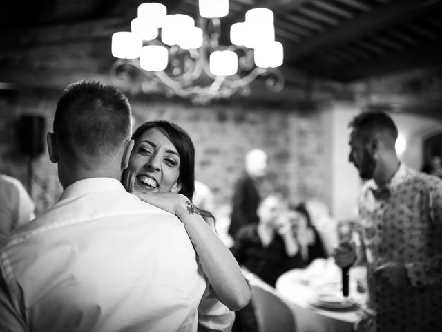 Il matrimonio di Pier Giorgio e Debora a Stia, Arezzo 23