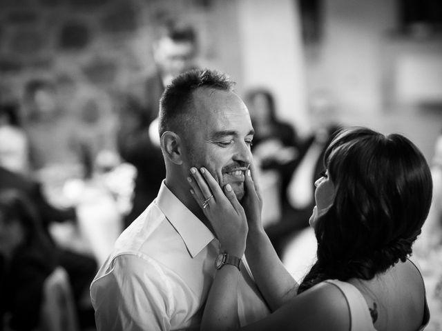 Il matrimonio di Pier Giorgio e Debora a Stia, Arezzo 24