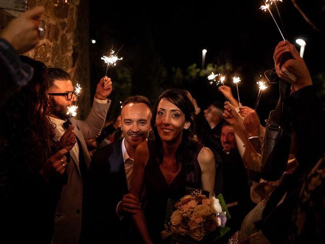 Il matrimonio di Pier Giorgio e Debora a Stia, Arezzo 26