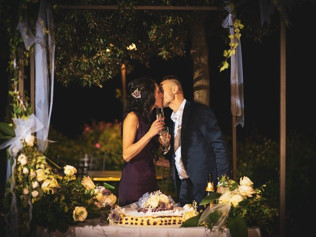 Il matrimonio di Pier Giorgio e Debora a Stia, Arezzo 27