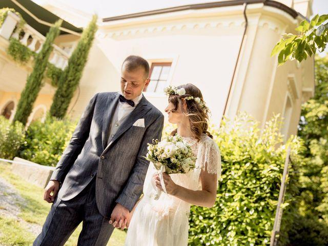 Il matrimonio di Luca e Alessia a Gorizia, Gorizia 13