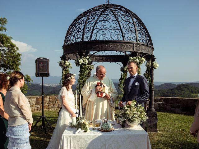 Il matrimonio di Luca e Alessia a Gorizia, Gorizia 43