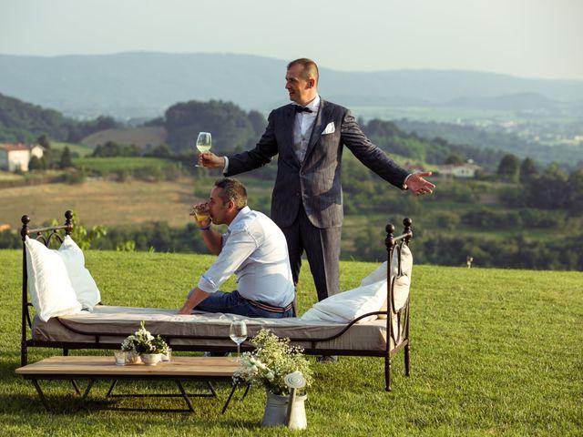Il matrimonio di Luca e Alessia a Gorizia, Gorizia 57