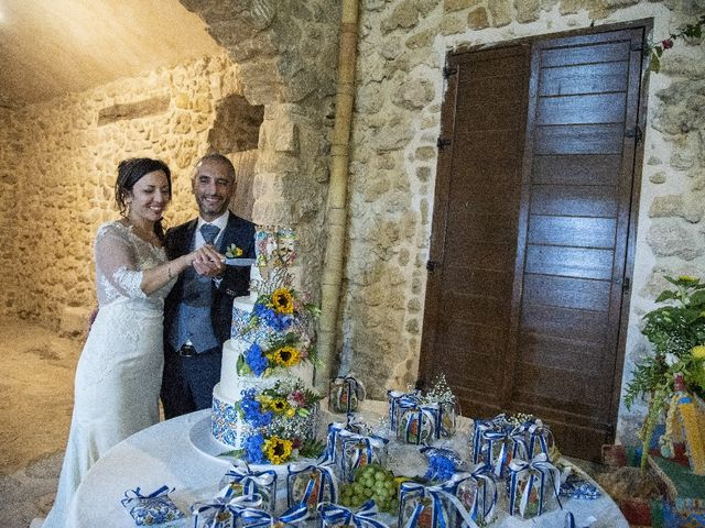 Le nozze di Irene e Salvo