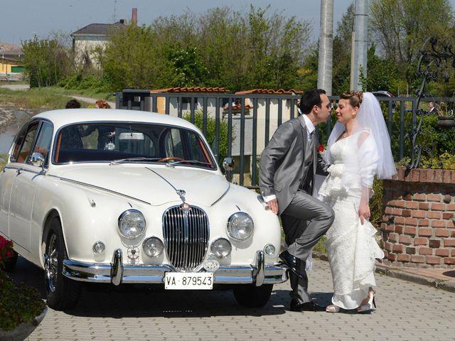 Le nozze di Lorena e Carlo