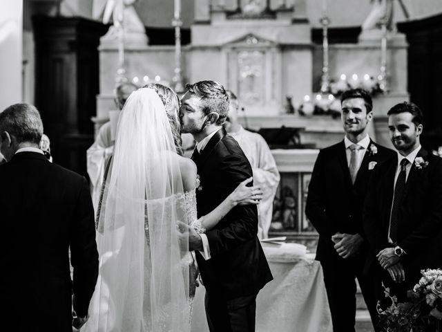Il matrimonio di Simone e Francesca a San Bonifacio, Verona 44