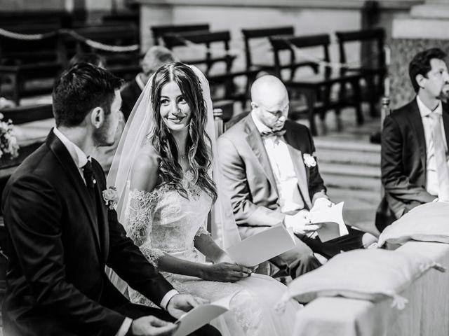 Il matrimonio di Simone e Francesca a San Bonifacio, Verona 45