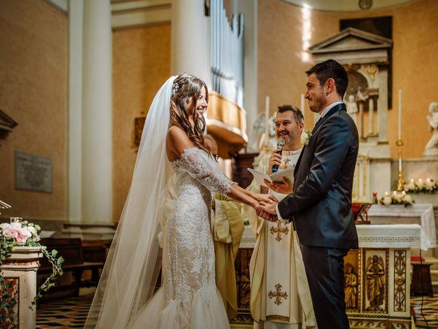 Il matrimonio di Simone e Francesca a San Bonifacio, Verona 47