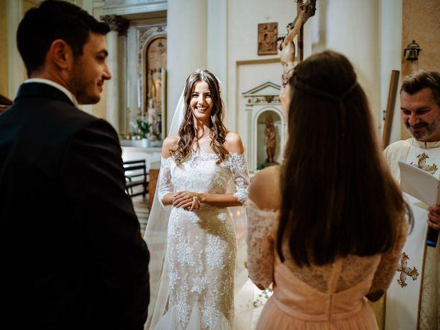 Il matrimonio di Simone e Francesca a San Bonifacio, Verona 48