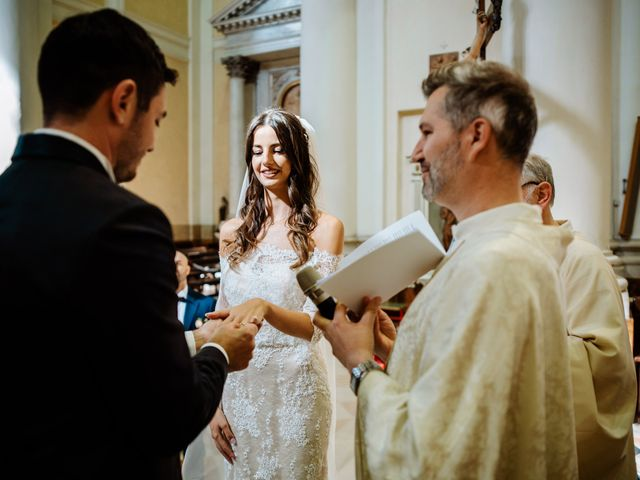 Il matrimonio di Simone e Francesca a San Bonifacio, Verona 49