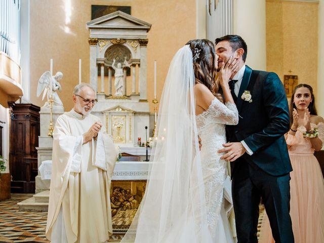 Il matrimonio di Simone e Francesca a San Bonifacio, Verona 50