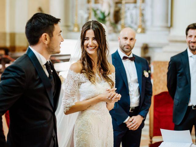 Il matrimonio di Simone e Francesca a San Bonifacio, Verona 51