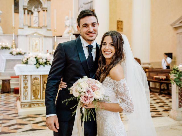 Il matrimonio di Simone e Francesca a San Bonifacio, Verona 53