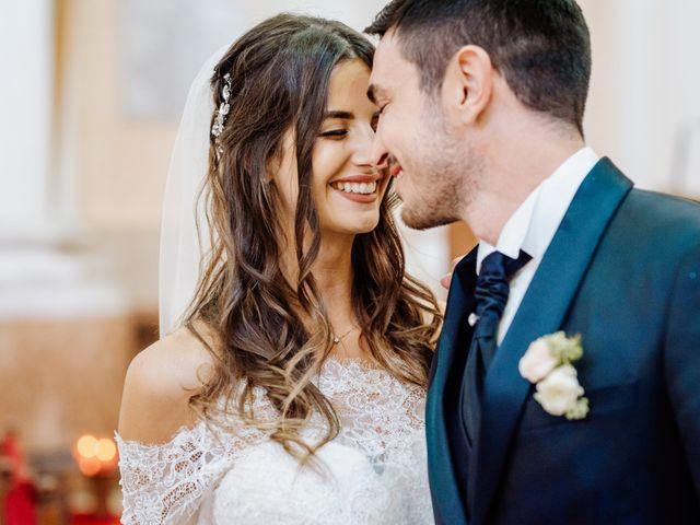 Il matrimonio di Simone e Francesca a San Bonifacio, Verona 54