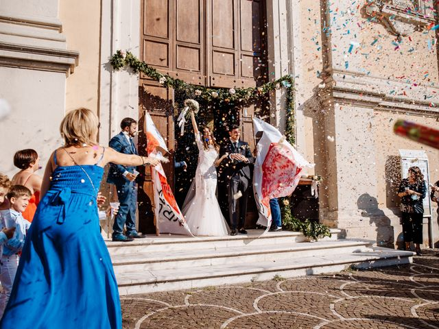 Il matrimonio di Simone e Francesca a San Bonifacio, Verona 55