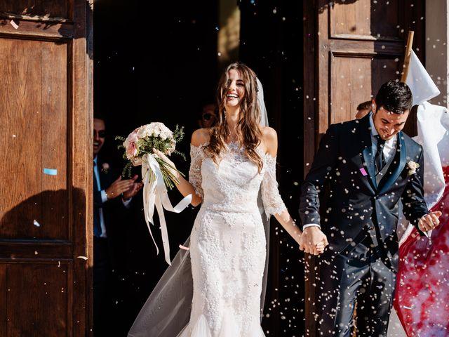 Il matrimonio di Simone e Francesca a San Bonifacio, Verona 56
