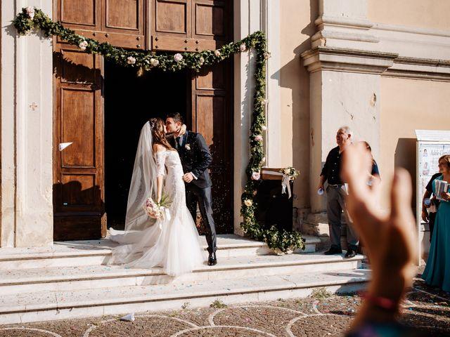 Il matrimonio di Simone e Francesca a San Bonifacio, Verona 57