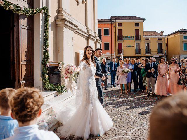 Il matrimonio di Simone e Francesca a San Bonifacio, Verona 58