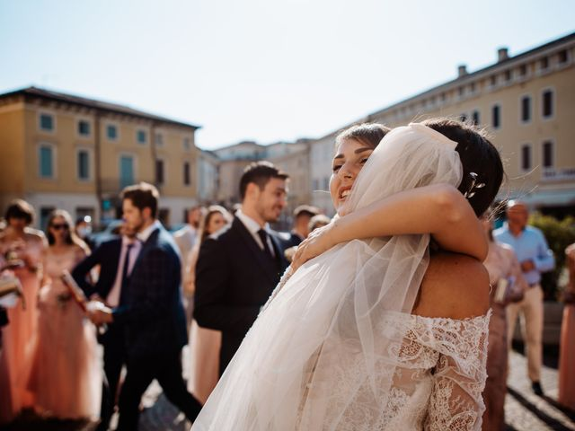 Il matrimonio di Simone e Francesca a San Bonifacio, Verona 60