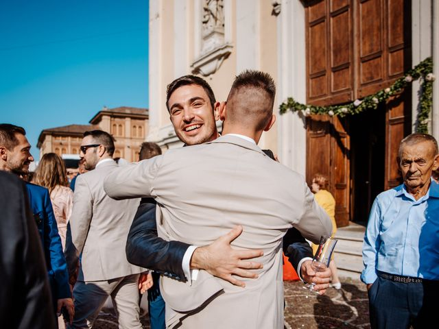 Il matrimonio di Simone e Francesca a San Bonifacio, Verona 61