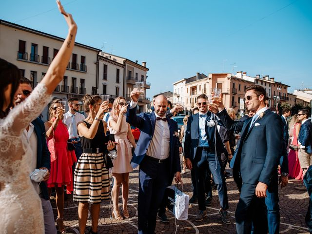 Il matrimonio di Simone e Francesca a San Bonifacio, Verona 62