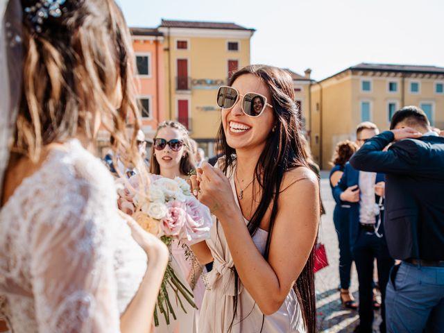 Il matrimonio di Simone e Francesca a San Bonifacio, Verona 63