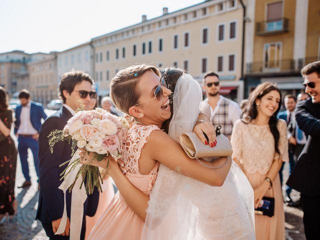 Il matrimonio di Simone e Francesca a San Bonifacio, Verona 64