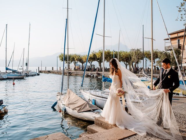 Il matrimonio di Simone e Francesca a San Bonifacio, Verona 65