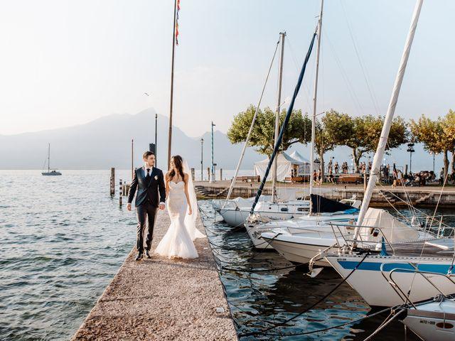 Il matrimonio di Simone e Francesca a San Bonifacio, Verona 75