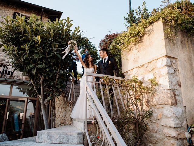 Il matrimonio di Simone e Francesca a San Bonifacio, Verona 76