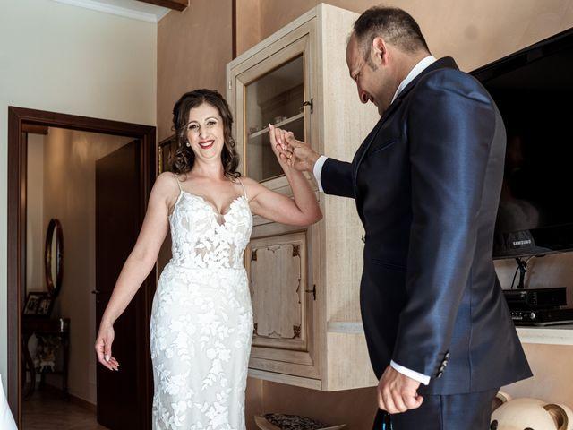 Il matrimonio di Claudia e Tony a Bronte, Catania 18