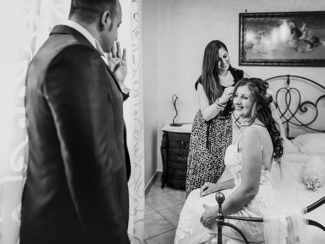Il matrimonio di Claudia e Tony a Bronte, Catania 23
