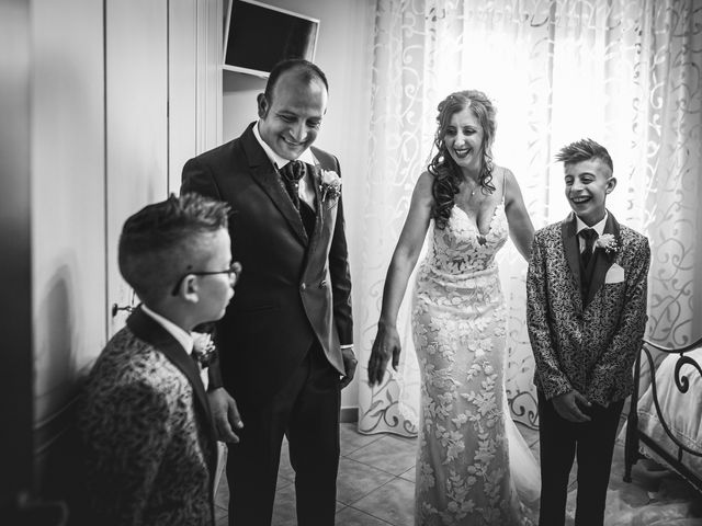 Il matrimonio di Claudia e Tony a Bronte, Catania 25