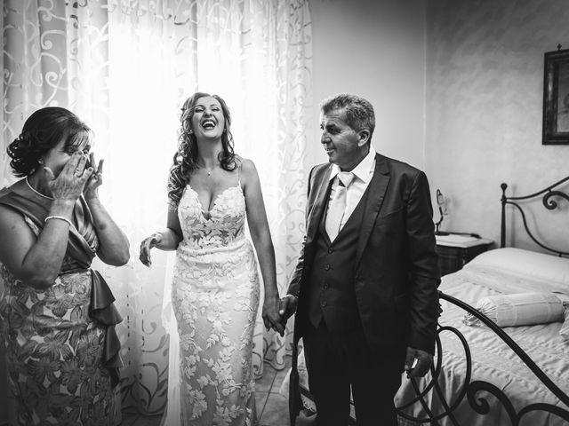 Il matrimonio di Claudia e Tony a Bronte, Catania 27