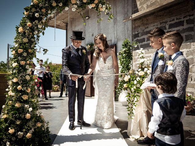 Il matrimonio di Claudia e Tony a Bronte, Catania 31