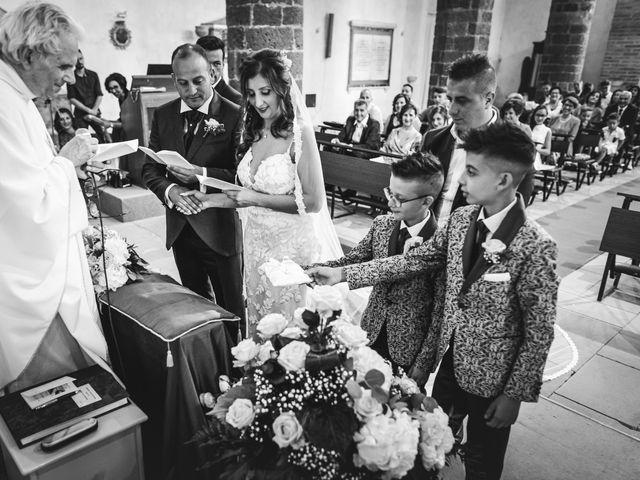 Il matrimonio di Claudia e Tony a Bronte, Catania 34