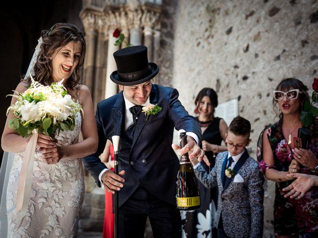 Il matrimonio di Claudia e Tony a Bronte, Catania 40