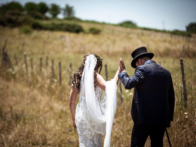 Il matrimonio di Claudia e Tony a Bronte, Catania 41