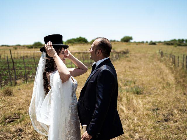 Il matrimonio di Claudia e Tony a Bronte, Catania 43