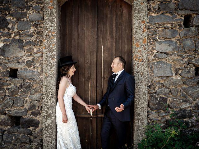 Il matrimonio di Claudia e Tony a Bronte, Catania 49