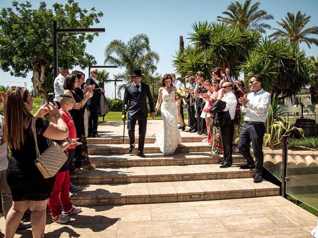 Il matrimonio di Claudia e Tony a Bronte, Catania 50