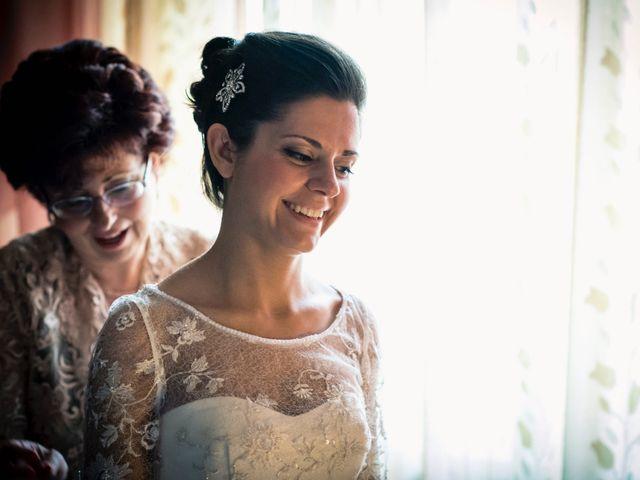 Il matrimonio di Matteo e Elisa a Moncrivello, Vercelli 10