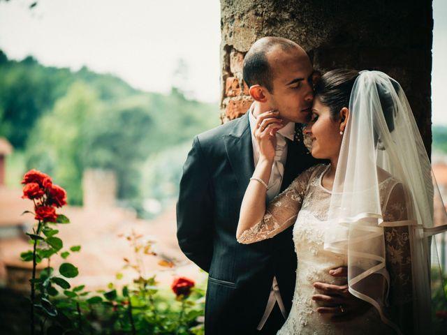 Il matrimonio di Matteo e Elisa a Moncrivello, Vercelli 1