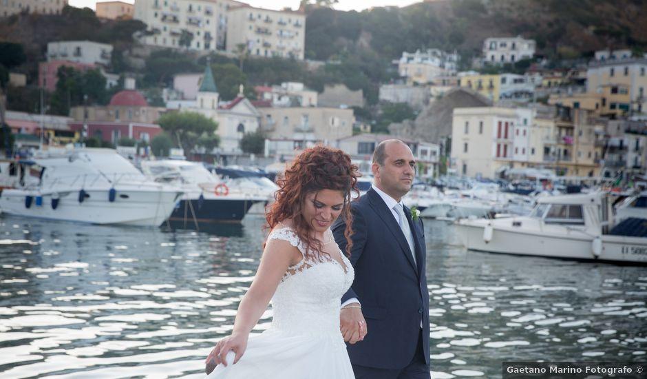 Il matrimonio di Antonio e Marlene a Scafati, Salerno