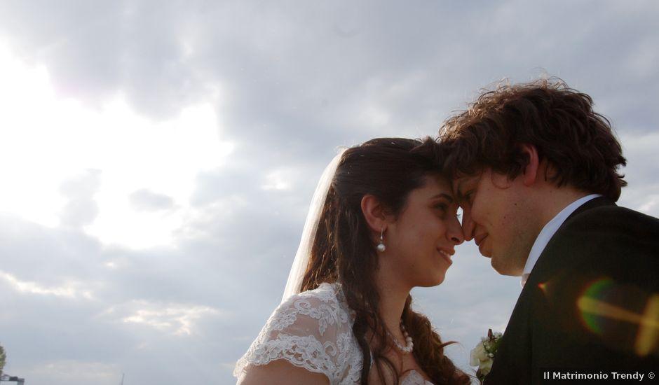 Il matrimonio di Emanuele e Chiara a Cavriana, Mantova