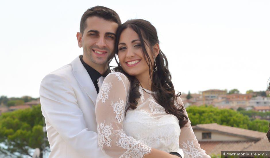Il matrimonio di Gaetano e Antonella a Peschiera del Garda, Verona