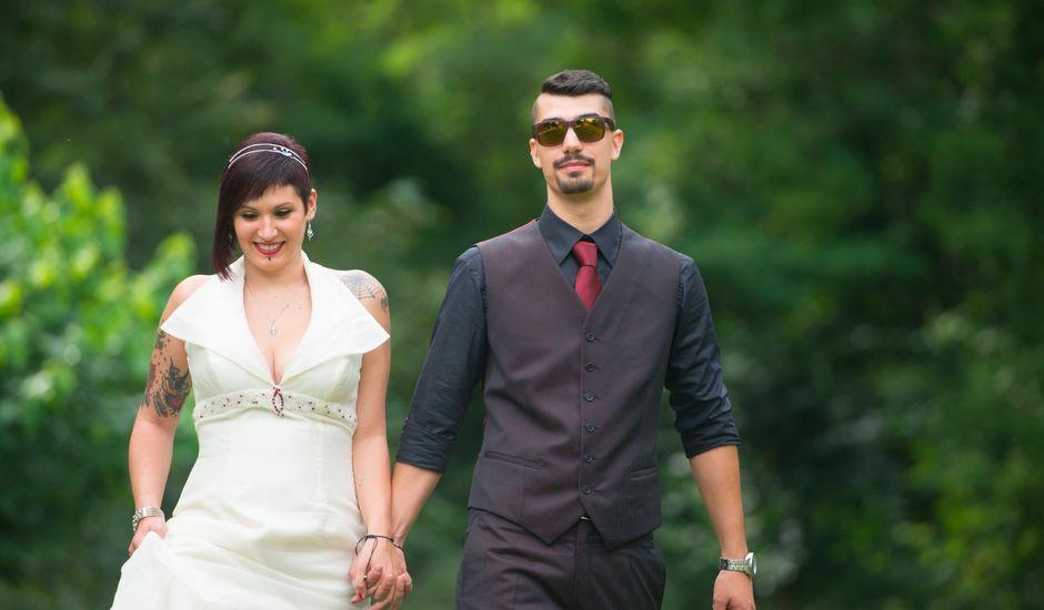 Il matrimonio di DANIELE e HILARY a Clivio, Varese