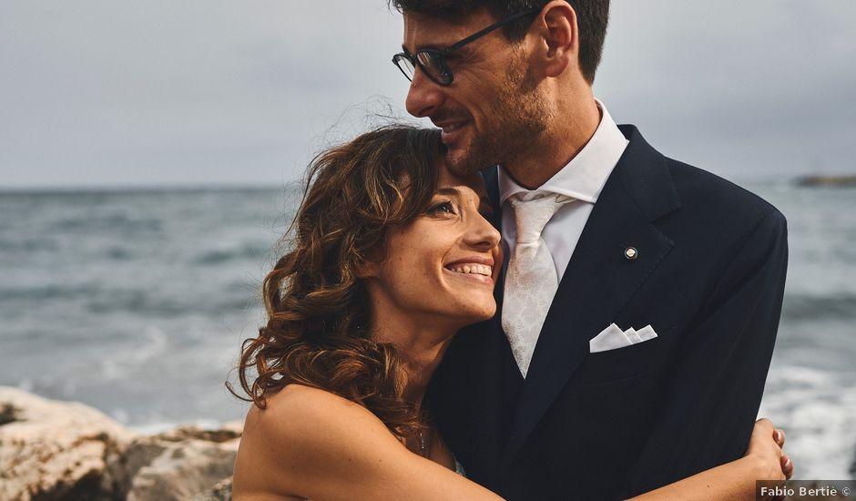 Il matrimonio di Flavio e Valentina a San Felice Circeo, Latina
